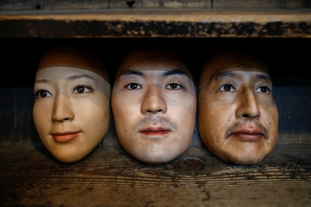 Replika 3D Wajah Orang Dijual di Jepang, Buat Wajah Kembar