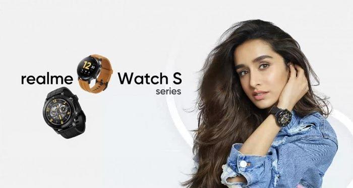 Realme Watch S Pro dan Watch S Master Edition Debut di India