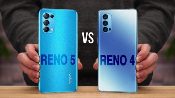 Oppo Reno4 Reno5
