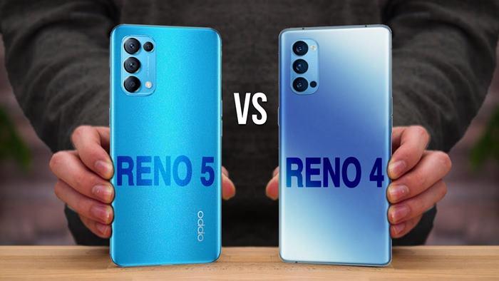 Perbedaan Oppo Reno5 vs Reno4: Banyak Peningkatan Signifikan