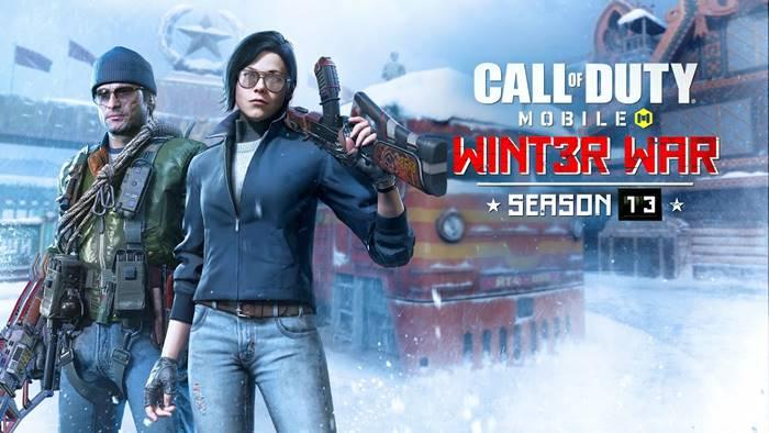 Season Baru di COD Mobile, Sajikan Perang Bertema Winter War