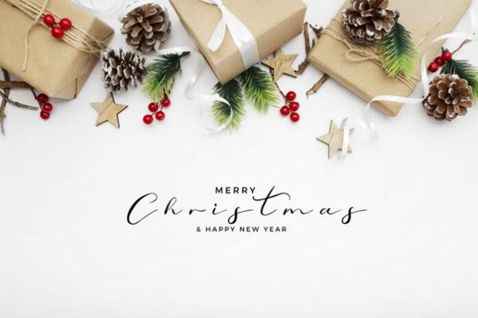 Aplikasi Membuat Kartu Ucapan Natal