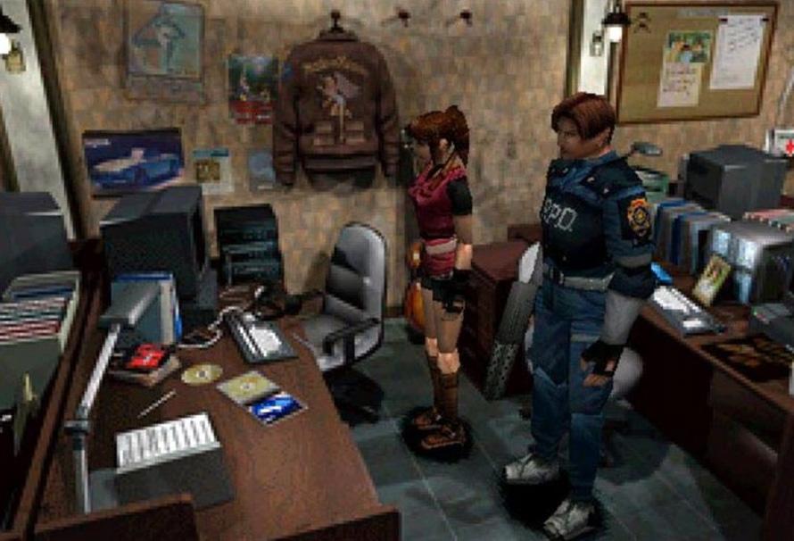 Game PS1 terbaik Resident Evil 2
