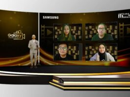 pemenang Samsung galaxy movie studio 2020