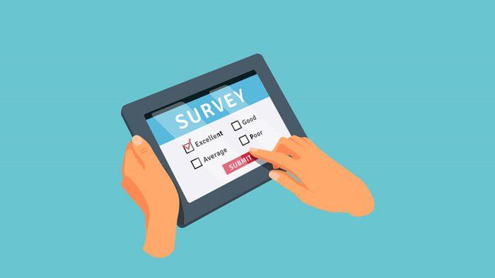 mengisi survey berbayar dapat mendapatkan uang