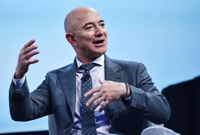 Orang terkaya di dunia 2021 Jeff Bezos