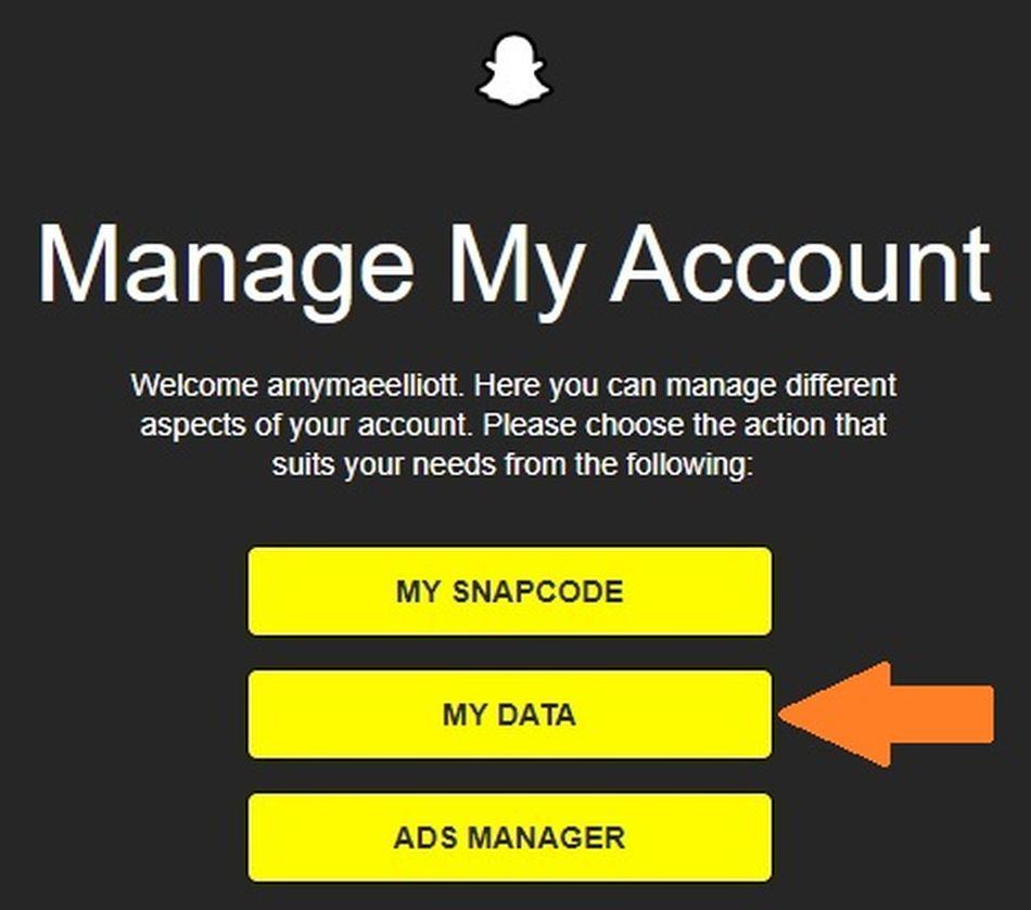 Cara hapus Akun Snapchat