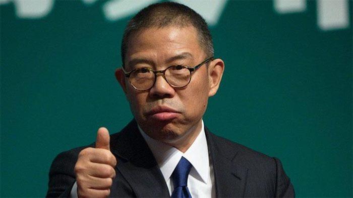Orang terkaya di dunia 2021 Zhong Shansan