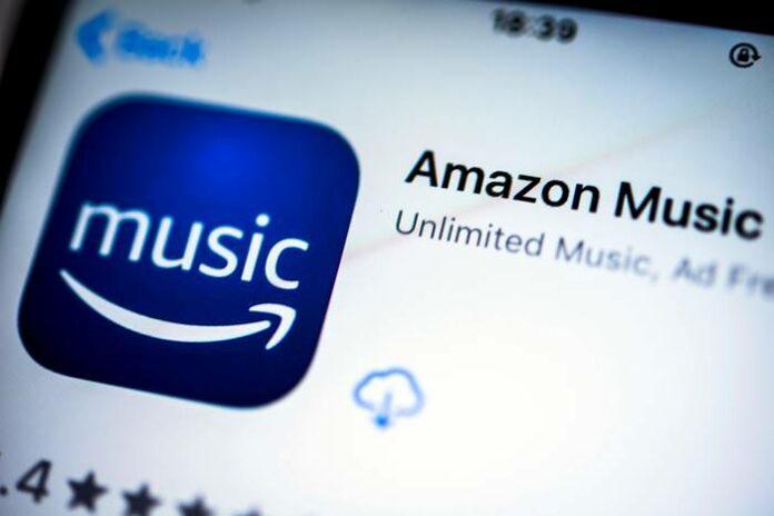 Amazon Music Podcast Wondery