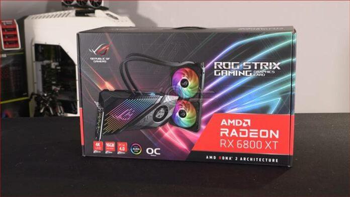 Asus ROG Strix AMD Radeon RX 6800