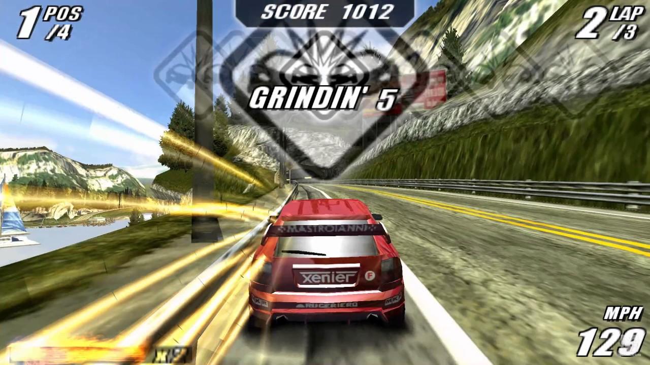 Game PSP Balap Terbaik Android