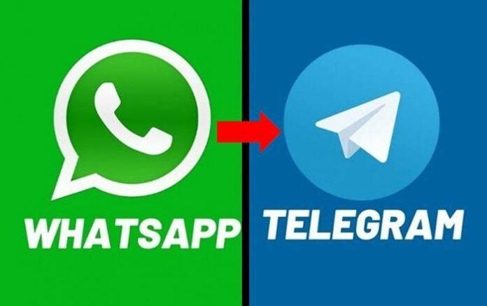 Cara Impor Chat WhatsApp ke Telegram