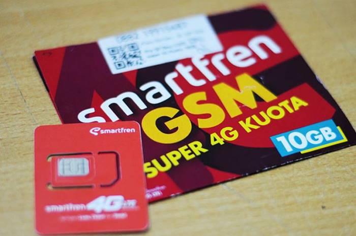 Cara Registrasi Kartu Smartfren SMS Online
