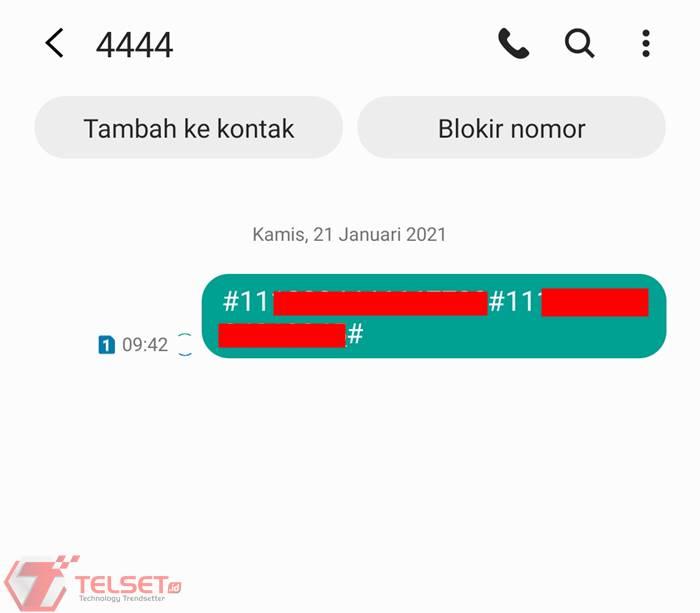Cara Registrasi Kartu Smartfren SMS