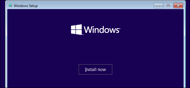 Cara install ulang Windows 10 flashdisk DVD