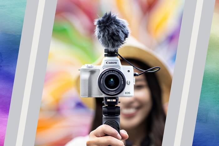 Canon EOS M50 Mark II Rilis di Indonesia, Harga Rp 10 Jutaan