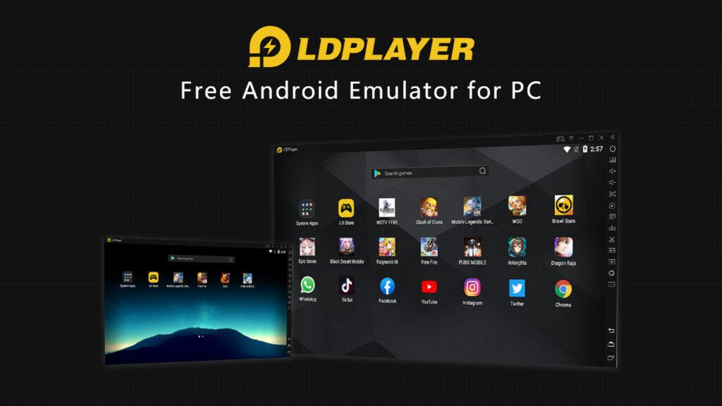 Emulator Android untuk Gaming