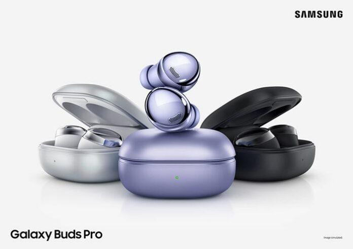 Harga Samsung Galaxy Buds Pro