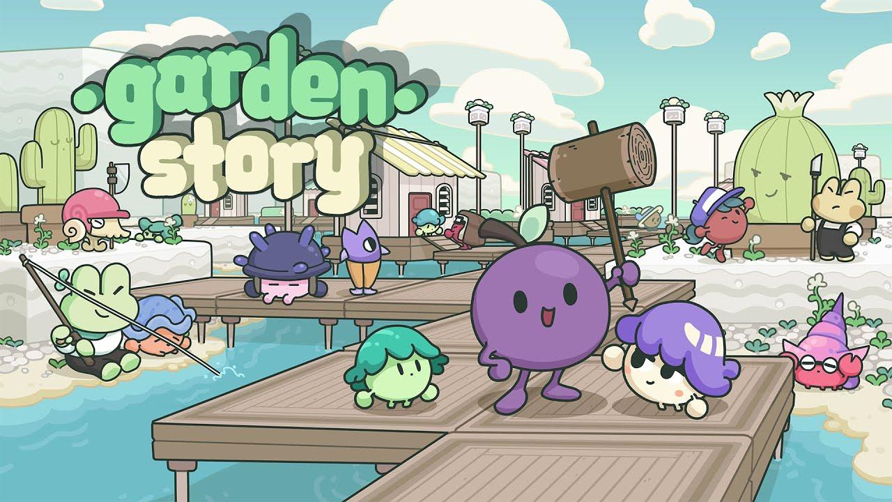 Game Terbaru 2021 Garden Story
