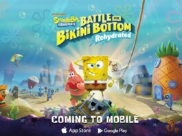 Game terbaru SpongeBob Android iOS