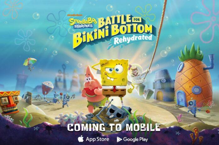 Game terbaru SpongeBob Android iOS