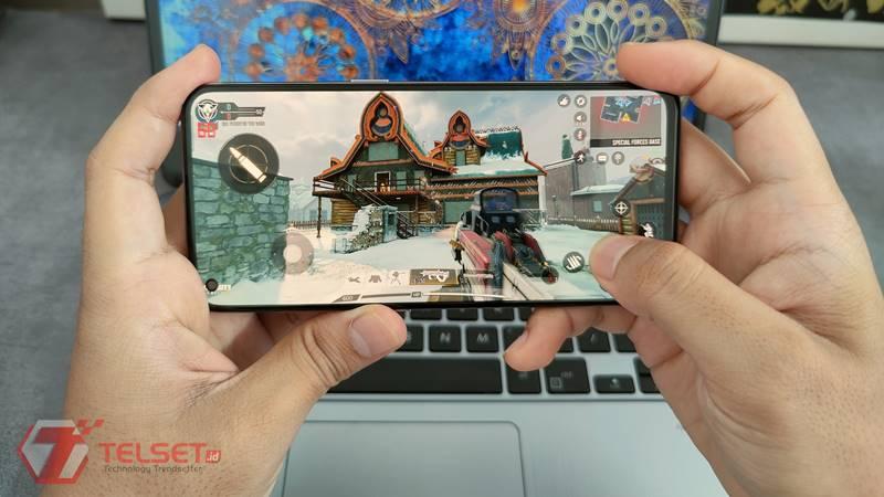 Gaming Test Oppo Reno5