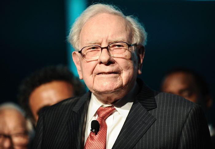 Orang terkaya di dunia 2021 Warren Buffet