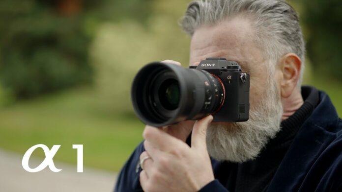 Kamera Mirrorless Sony Alpha 1