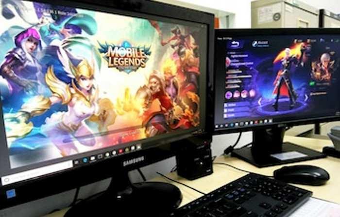 Main Mobile Legends di PC