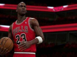 NBA 2k21 PS5