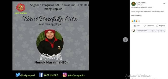 Nunuk Nuraini Indomie