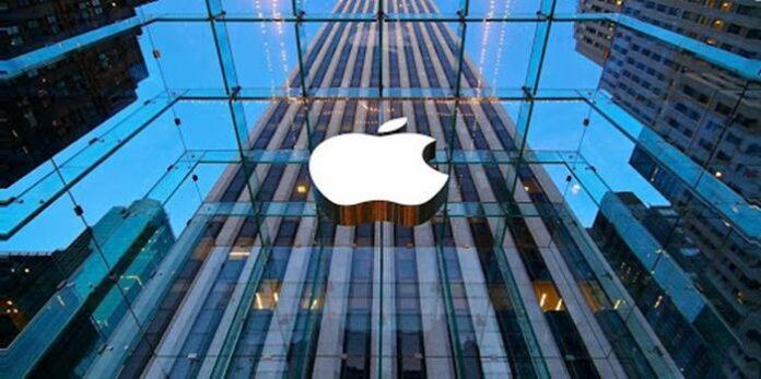 Pendapatan Apple 2021