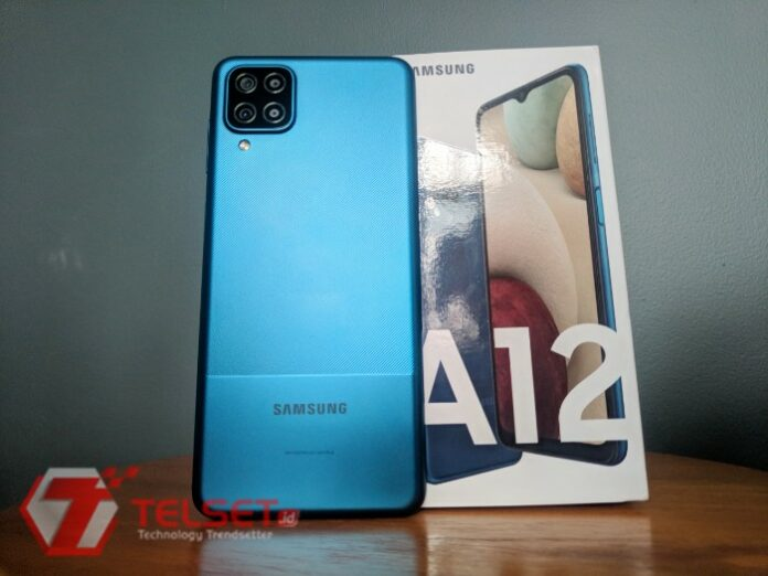 Review Samsung Galaxy A12