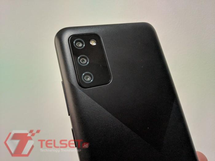 Kamera Samsung Galaxy A02s