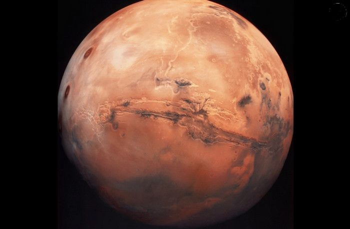 Valles Marineris, Grand Canyon Mars Terbesar di Tata Surya