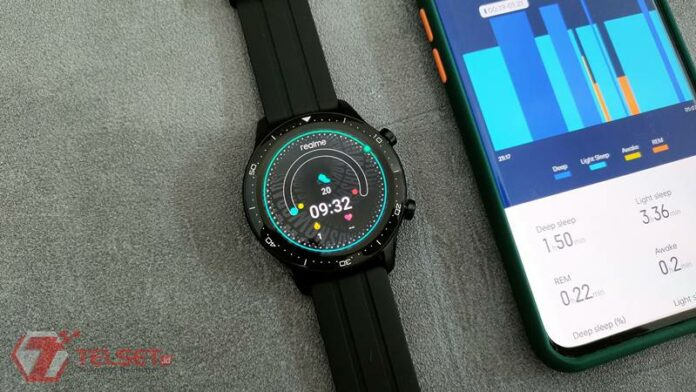 Fitur Realme Watch S Pro