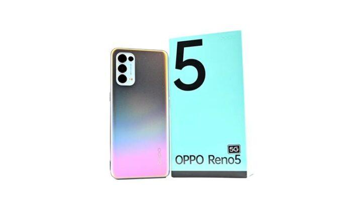 Oppo Reno5 5G Snapdragon 765G