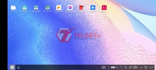 Samsung DeX di HP Android