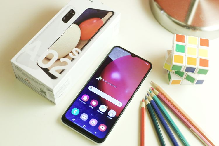 Samsung Galaxy A02s Indonesia HP Terbaru 2021