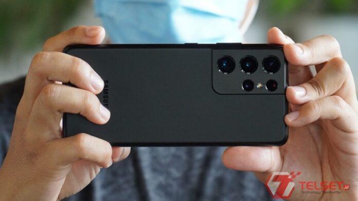Kamera Galaxy S21 Ultra