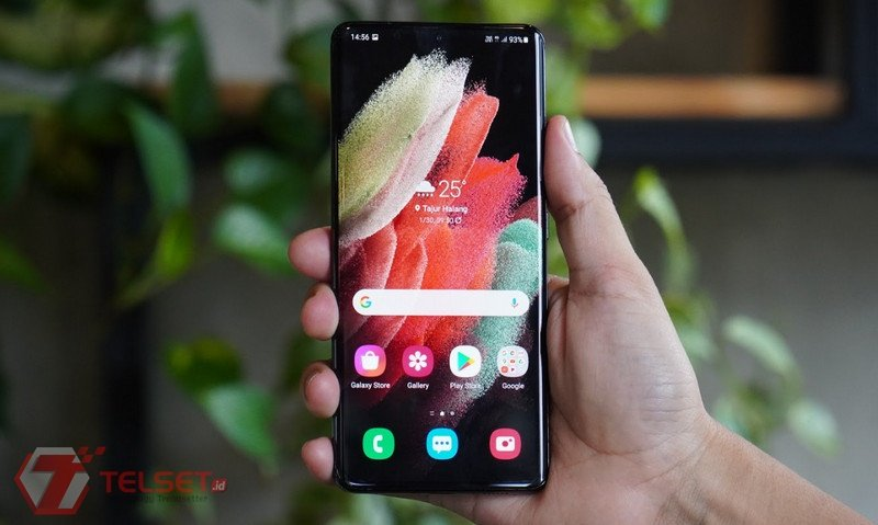HP Terbaru Samsung Galaxy S21 Ultra