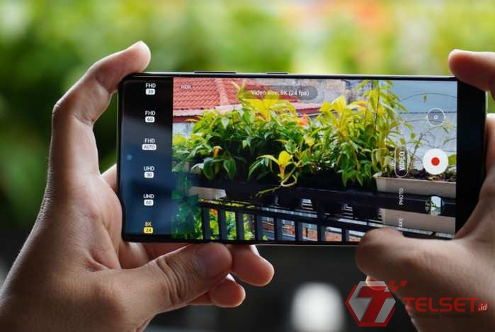 Dual Tele-Lens Samsung Galaxy S21 Ultra