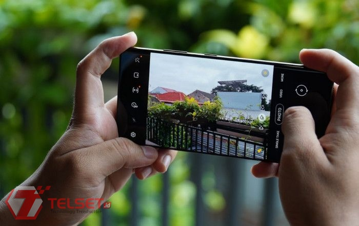 Dual Tele-Lens di Samsung Galaxy S21 Ultra