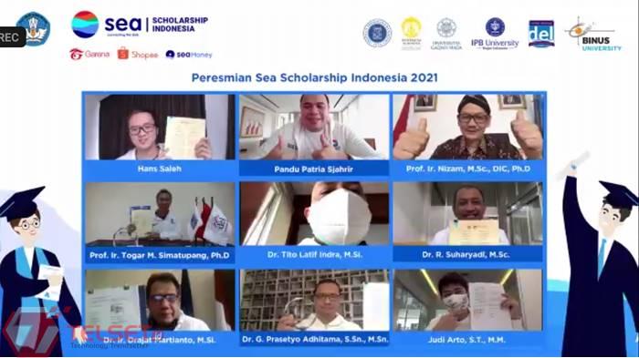 Sea Scholarship Indonesia Dibuka, Ini Syarat dan Jadwal Pendaftaran