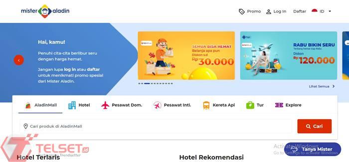 Situs Jual Tiket Online