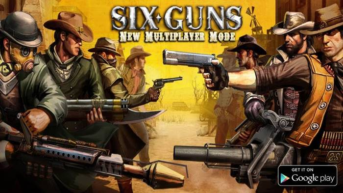 Six Guns Showdown