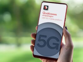 HP 5G Murah Prosesor Snapdragon 480