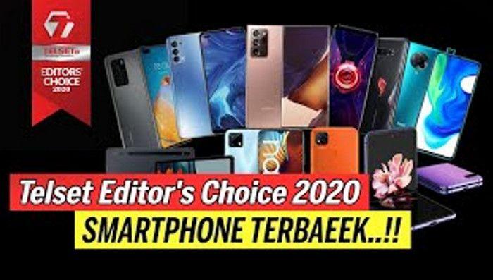 Telset Editor's Choice 2020: Smartphone Terbaik!!
