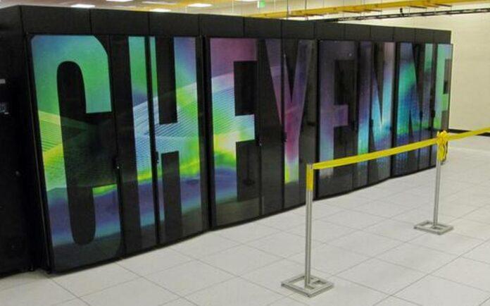 Superkomputer HP