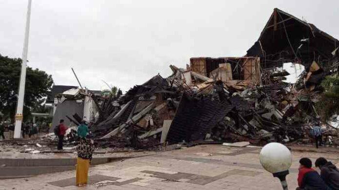 Gempa Majene dan Mamuju